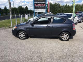 Used 2007 Hyundai Accent GS w/Comfort Pkg for sale in Newmarket, ON