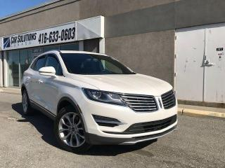 Used 2016 Lincoln MKC NAVI-SUNROOF-LEATHER for sale in Toronto, ON
