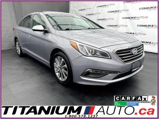 Used 2016 Hyundai Sonata GLS+Leather+Camera+Sunroof+Blind Spot+Smart Key for sale in London, ON