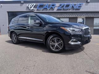 Used 2017 Infiniti QX60 Sport 7 Navigation for sale in Calgary, AB