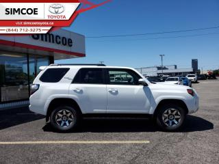 New 2020 Toyota 4Runner TRD Off Road  - Navigation - $350 B/W for sale in Simcoe, ON