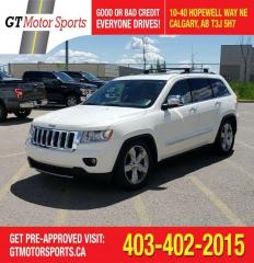 Used 2011 Jeep Grand Cherokee Overland for sale in Calgary, AB
