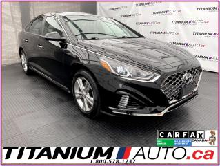 Used 2018 Hyundai Sonata SPORT+Sunroof+Camera+Blind Spot+Heated Seats+HID+ for sale in London, ON