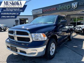 Used 2017 RAM 1500 SLT   - Low Mileage Extended Warranty for sale in Bracebridge, ON