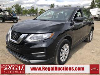 Used 2018 Nissan Rogue S 4D Utility AWD 2.5L for sale in Calgary, AB