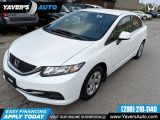 Photo of White 2013 Honda Civic