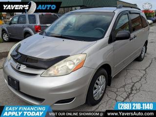Used 2008 Toyota Sienna CE for sale in Hamilton, ON
