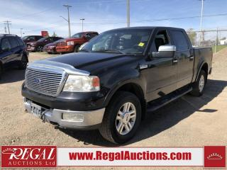 Used 2004 Ford F-150 LARIAT 4D SUPERCREW 4WD for sale in Calgary, AB