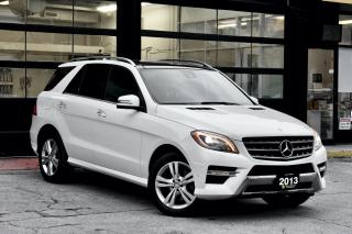 Used 2013 Mercedes-Benz ML-Class for sale in Toronto, ON