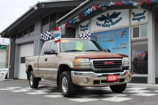 Used 2004 GMC Sierra 2500 HD SLE for sale in Sudbury, ON