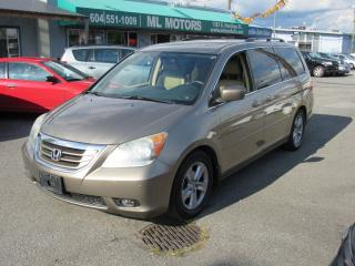 Used 2008 Honda Odyssey EX-L for sale in Vancouver, BC