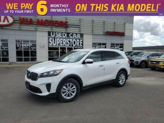New 2020 Kia Sorento LX+ V6 AWD - 3rd Row Seating, Rear A/C Controls for sale in Niagara Falls, ON