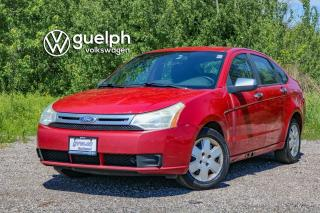 Used 2010 Ford Focus SE Keyless Entry, Cold A/C for sale in Guelph, ON