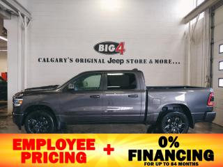 New 2020 RAM 1500 Sport Night Edition for sale in Calgary, AB