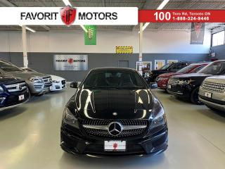 Used 2016 Mercedes-Benz CLA-Class CLA 250|4MATIC|NAV|LEATHER|BACKUPCAM|HEATED SEATS| for sale in North York, ON