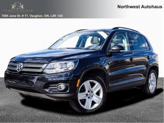 Used 2016 Volkswagen Tiguan Comfortline PANORAMIC SUNROOF 10 TO CHIOSE for sale in Concord, ON