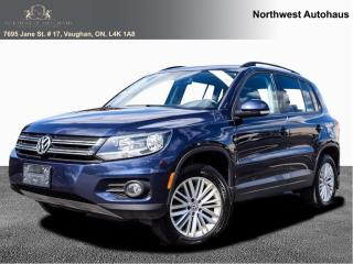 Used 2016 Volkswagen Tiguan Special Edition for sale in Concord, ON