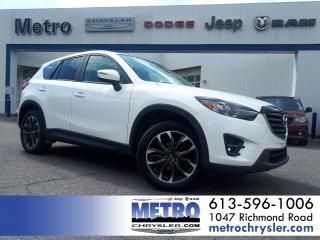 Used 2016 Mazda CX-5 GT AWD for sale in Ottawa, ON