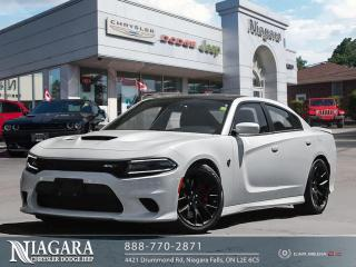Used 2016 Dodge Charger SRT Hellcat for sale in Niagara Falls, ON