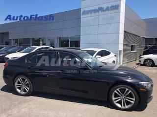 Used 2014 BMW 3 Series Sportline *Cuir-Rouge! / Red-Leather *Bluetooth for sale in Saint-Hubert, QC