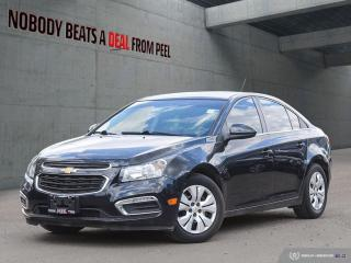 Used 2015 Chevrolet Cruze 1LT Pkg, NO Accidents, LOW KMS, Mint Condition!!! for sale in Mississauga, ON