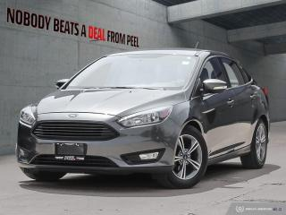 Used 2017 Ford Focus 4DR SDN SE for sale in Mississauga, ON