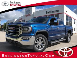Used 2018 GMC Sierra 1500 SLT for sale in Burlington, ON