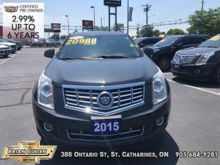 Used 2015 Cadillac SRX Premium for sale in St Catharines, ON