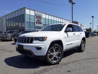 New 2020 Jeep Grand Cherokee LUXURY GROUP II TAN INTERIOR TOW PKG NAVI 20 WHEEL for sale in Pickering, ON