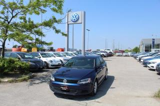 Used 2014 Volkswagen Jetta Sedan 2.0L Trendline+ for sale in Whitby, ON