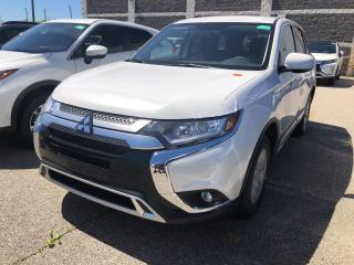 New 2020 Mitsubishi Outlander ES S-AWC Heated Front Seats | Alloy Wheels | Apple for sale in Mississauga, ON