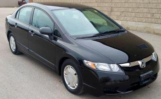 Used 2010 Honda Civic FINANCING AVAILABLE | ONE OWNER for sale in Concord, ON