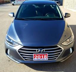 Used 2018 Hyundai Elantra FINANCING AVAILABLE for sale in Concord, ON