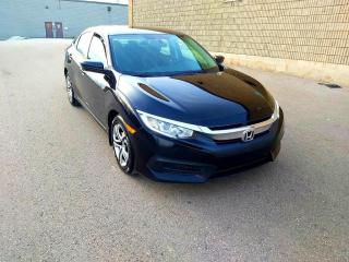 Used 2016 Honda Civic Sedan 4dr CVT LX | NO ACCIDENTS | ONE OWNER for sale in Concord, ON