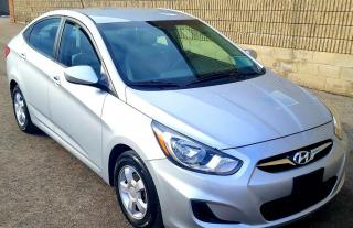 Used 2012 Hyundai Accent 4dr Sdn for sale in Concord, ON