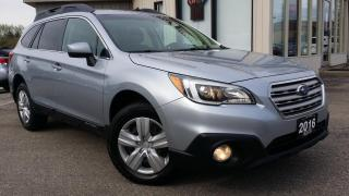 Used 2016 Subaru Outback 2.5i -BACK-UP CAM! BLUETOOTH! HEATED SEATS! for sale in Kitchener, ON