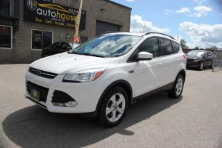 Used 2014 Ford Escape 4WD,NAVI,BACKUP CAMERA,PANAROOF,LEATHER SEATS,REMOTE STARTER for sale in Newmarket, ON