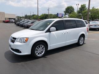 Used 2019 Dodge Grand Caravan SXT Premium Plus for sale in Windsor, ON