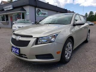 Used 2014 Chevrolet Cruze 1LT Auto for sale in Bloomingdale, ON