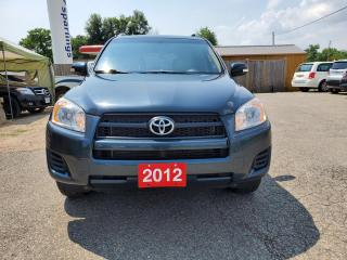 Used 2012 Toyota RAV4 all wheel drive, power sunroof, 6 month warranty and much more for sale in Brantford, ON