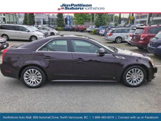 Used 2010 Cadillac CTS 3.6L for sale in North Vancouver, BC