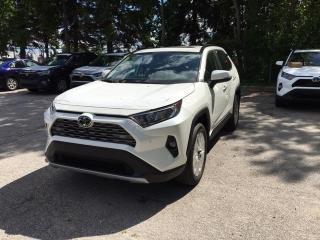 New 2020 Toyota RAV4 RAV4 AWD LIMITED RAV4 Limited AWD for sale in Mississauga, ON