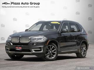 Used 2017 BMW X5 xDrive35i | LOADED | 7 DAY EXCHANGE for sale in Richmond Hill, ON