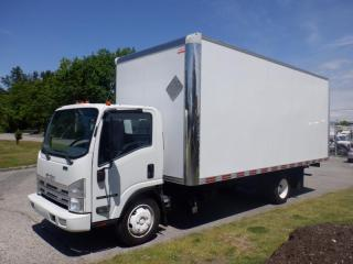Used 2014 Isuzu NQR Cube Van 20 Foot Diesel for sale in Burnaby, BC
