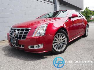 Used 2013 Cadillac CTS 2dr All-wheel Drive Coupe for sale in Richmond, BC