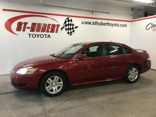 Used 2013 Chevrolet Impala 4DR SDN LT for sale in St-Hubert, QC