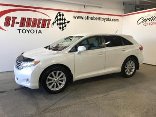 Used 2012 Toyota Venza 4DR WGN AWD for sale in St-Hubert, QC
