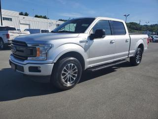 Used 2018 Ford F-150 SPORT SUPERCREW 4X4 , V8 5L for sale in Vallée-Jonction, QC