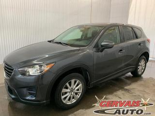 Used 2016 Mazda CX-5 GX 2.5 AWD GPS Caméra Bluetooth Mags *Traction intégrale* for sale in Trois-Rivières, QC