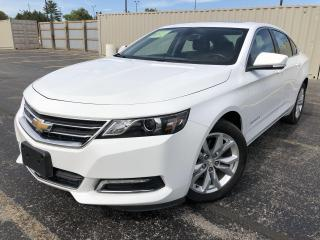 Used 2019 Chevrolet Impala LT 2WD for sale in Cayuga, ON
